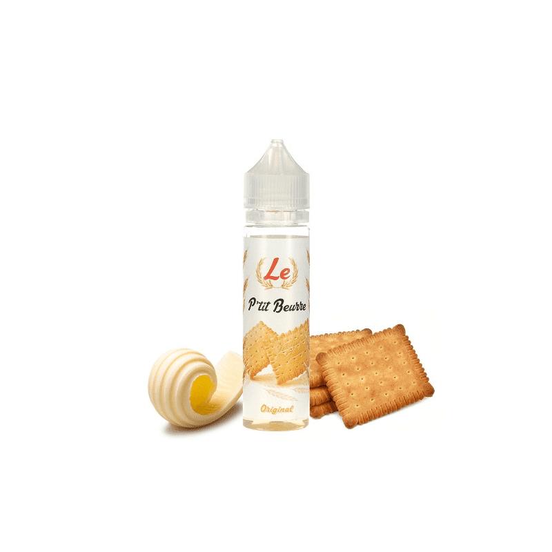 La fabrique Française P'tit beurre 50ml - La fabrique Française- Genre : 50 ml- Genre : 50 ml