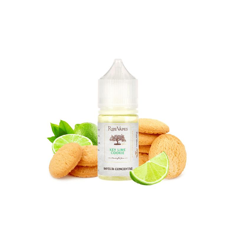Ripe vapes Concenté key lime cookie 30ml - Ripe vapes- Genre : 20 - 30 ml