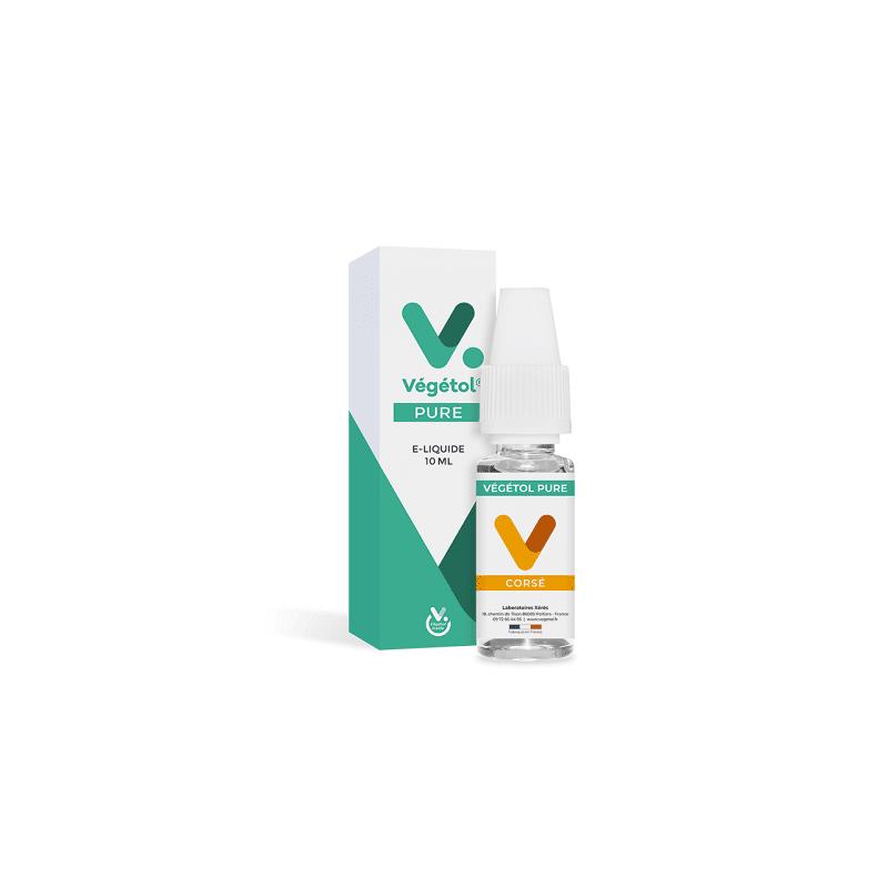 Végétol Pure corsé - Végétol- Genre : 6 mg