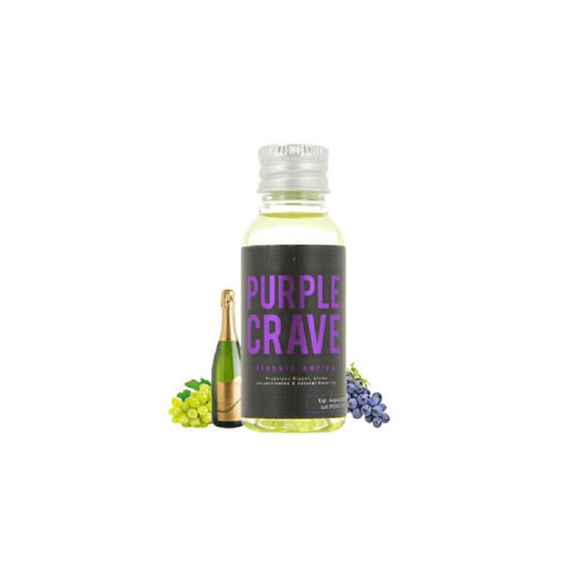 Medusa juice Concentré purple crave 30ml - Medusa juice- Genre : 20 - 30 ml