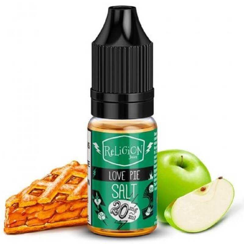 Religion juice Love Pie Salt - Religion Juice- Genre : 10 ml