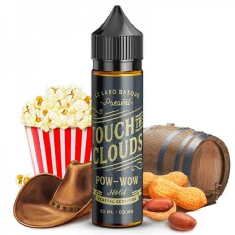 Religion juice Pow wow 50ml - Touch the clouds- Genre : 40 - 70 ml