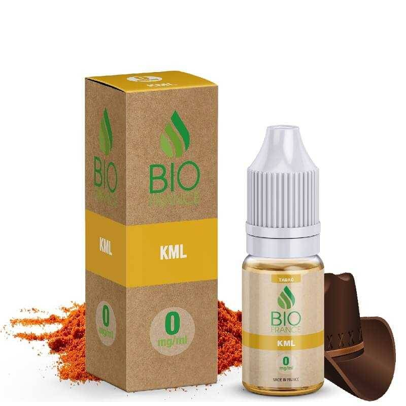 Bio France E-liquide KML - Bio France- Genre : 10 ml