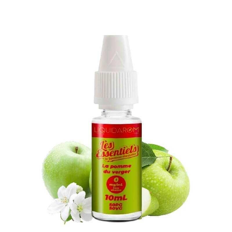 Les essentiels La Pomme du Verger - Les Essentiels- Genre : 10 ml