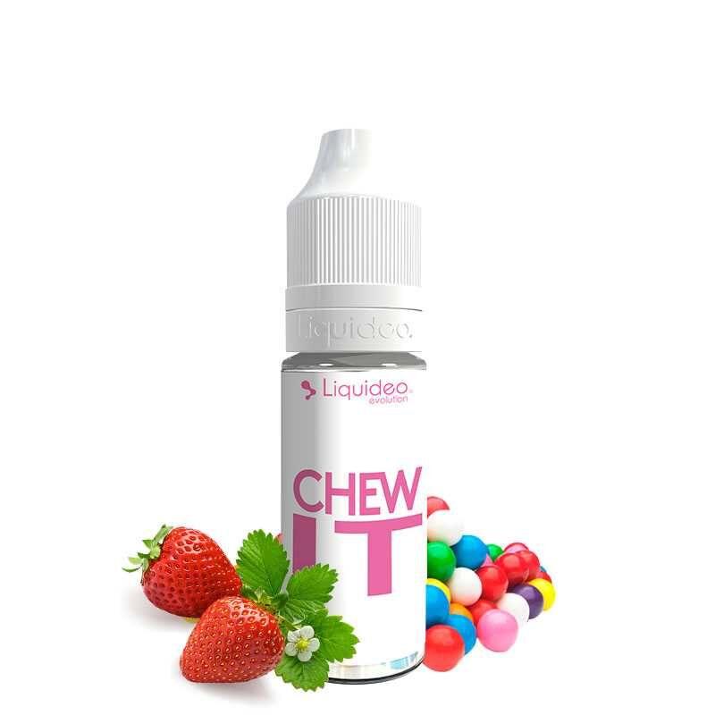 Liquideo E-liquide Chew It - Liquideo- Genre : 10 ml