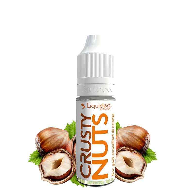 Liquideo E-liquide Crusty Nuts - Liquideo- Genre : 10 ml