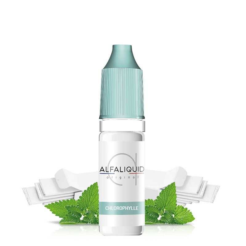 Alfaliquid Chlorophylle - Alfaliquid- Genre : 10 ml