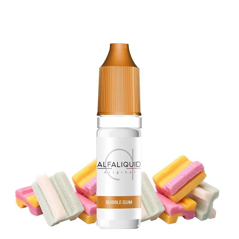 Alfaliquid Bubble Gum - Alfaliquid- Genre : 10 ml