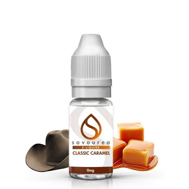 Savourea E-liquide Classic Caramel - Savourea- Genre : 10 ml
