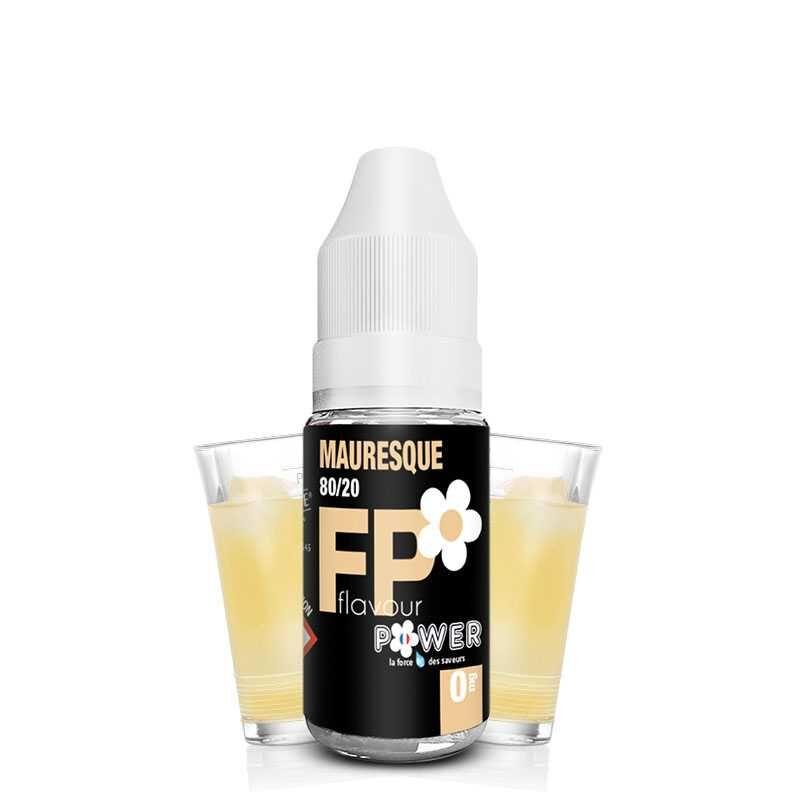 Flavour Power E-liquide Mauresque 80/20 - Flavour Power- Genre : 10 ml