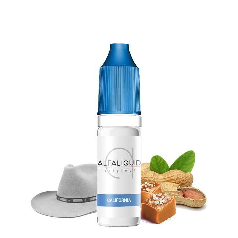 Alfaliquid California - Alfaliquid- Genre : 10 ml