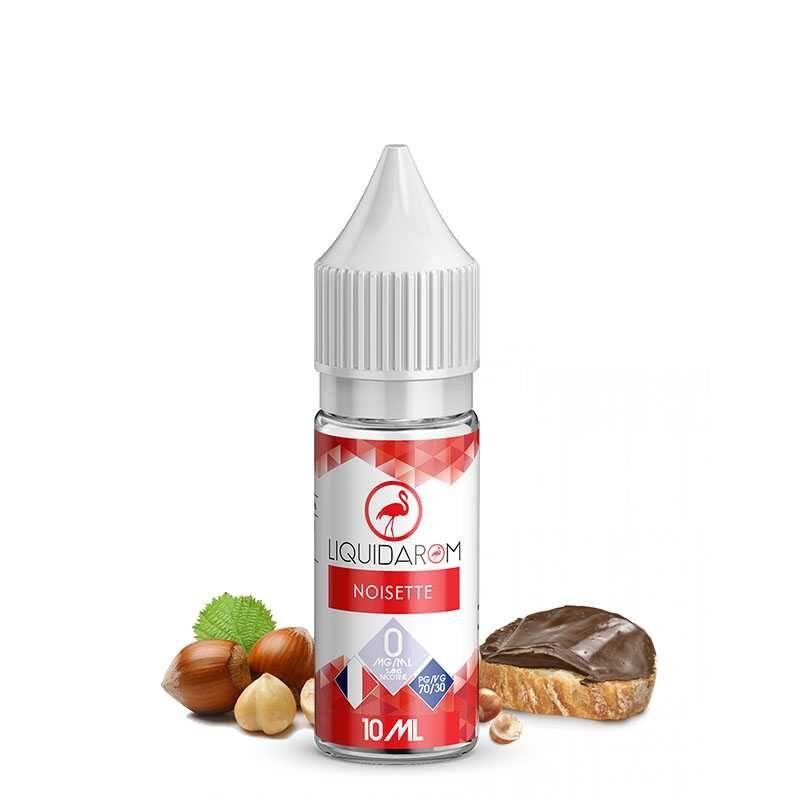 Liquidarom E-liquide Noisette - Liquidarom- Genre : 10 ml
