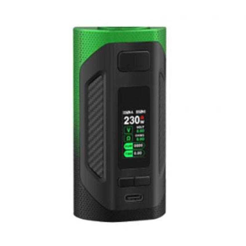 Smoktech Box Rigel - Smok Couleur : Black green - Black green