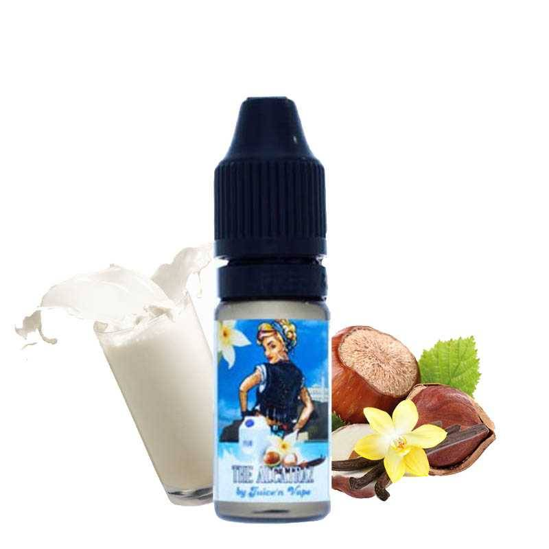 Juice N' Vape Concentré The Alcatraz 10 ml - Juice N' Vape