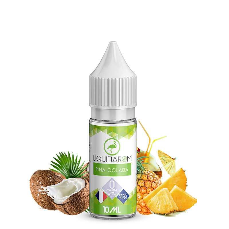 Liquidarom E-liquide Pina Colada - Liquidarom- Genre : 10 ml