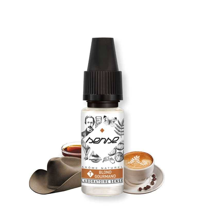 Sense E-liquide Classic Blond gourmand - Sense- Genre : 10 ml
