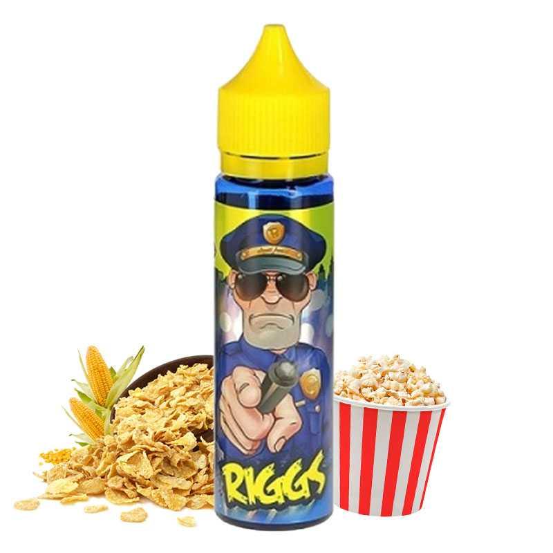 Cop Juice Riggs 50ml - Cop Juice- Genre : 40 - 70 ml
