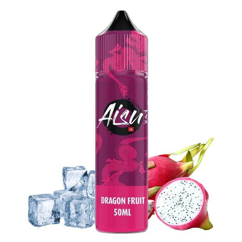 Zap juice Dragon fruit 50ml - Aisu by Zap juice- Genre : 40 - 70 ml