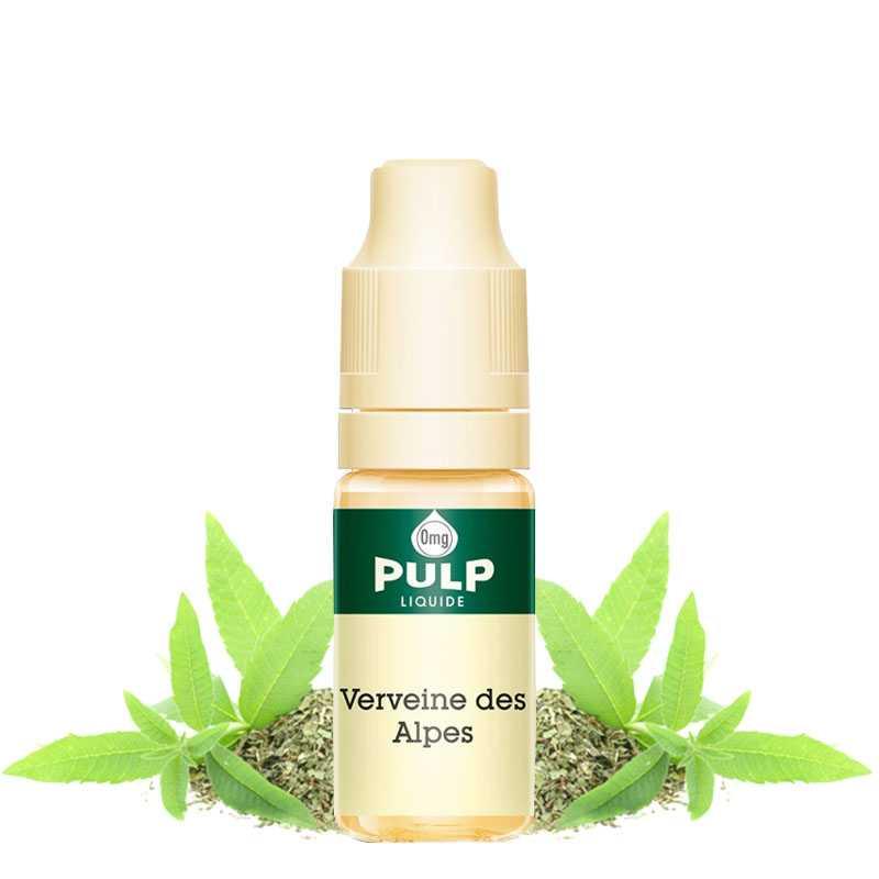 PULP Verveine des Alpes 10ml - PULP- Genre : 10 ml