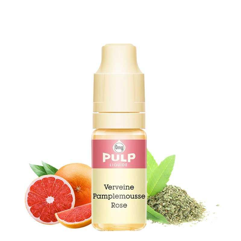 PULP Verveine pamplemousse rose 10ml - PULP- Genre : 10 ml