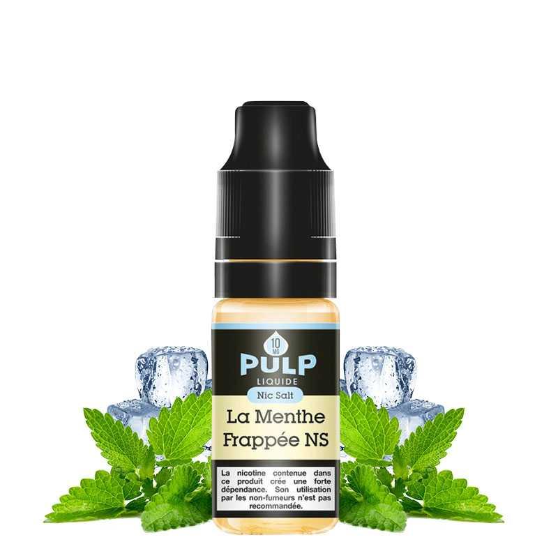 PULP Sel de Nicotine La Menthe Frappée - Pulp- Genre : 10 ml