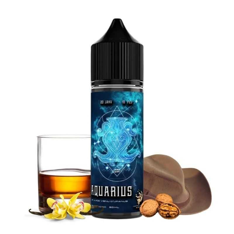 Astro Juices Aquarius 50ml - Astro Juices- Genre : 40 - 70 ml