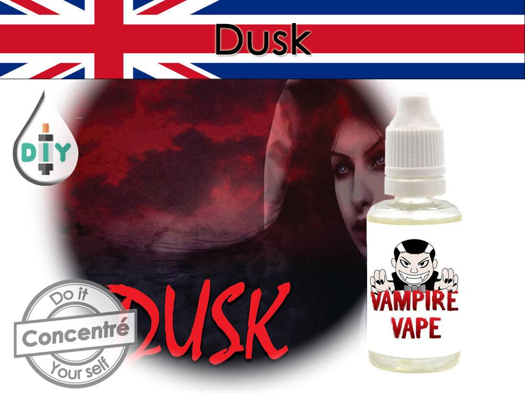 concentré dusk - vampire vape pour cigarette électronique