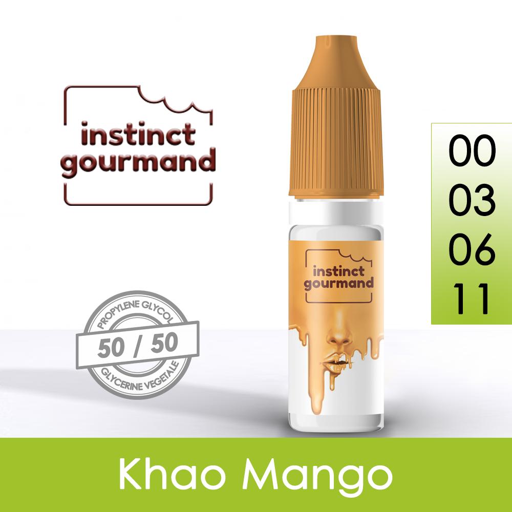 Instinct Gourmand ELIQ_AL_IG_KHAOMANGO