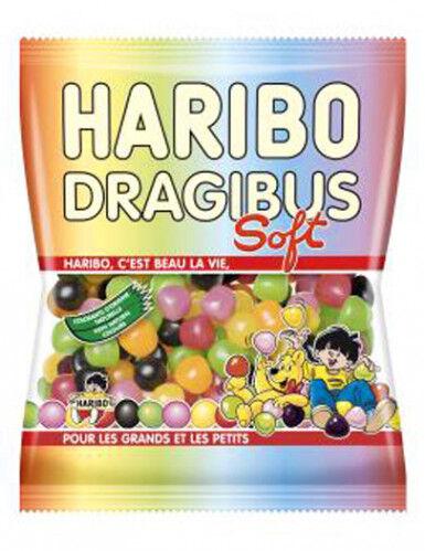 Sachet Bonbons Dragibus Haribo 120g Taille Unique