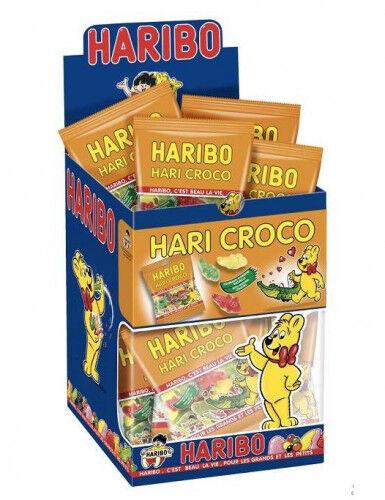 Mini sachet bonbons Haribo croco Taille Unique