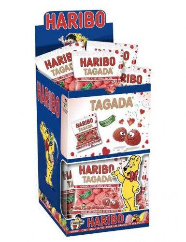 Mini sachet bonbons Haribo tagada Taille Unique