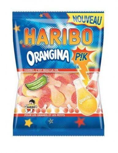 Sachet bonbons orangina pik Haribo Taille Unique