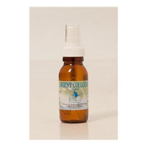 Bio ColloÏdal Argent Colloïdal 10 PPM - Spray 60 ml