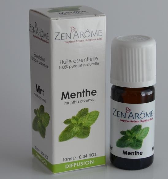 Zen ArÔme Huiles essentielles à la menthe