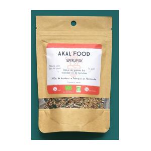 Akal Food Spirumix Bio - 100 g - Publicité