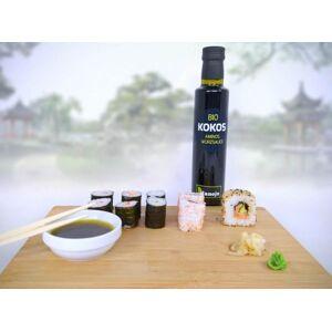 Hanoju Sauce Aminos de Coco Bio - 250 ml - Publicité