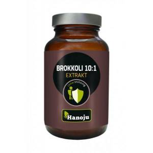 Hanoju Brocoli extrait 10:1 - 90 gélules - 500 mg - Publicité