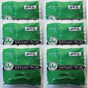 Nature Slim Tea OFFRE SPÉCIALE 6 X 20 infusettes de NATURE SLIM TEA Extra Forte