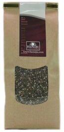 Hanoju Graines de Chia Brun - Salvia Hispanica L. - 1 kg