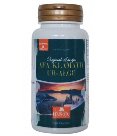 Hanoju AFA Klamath USDA - 250 mg - 120 comprimés