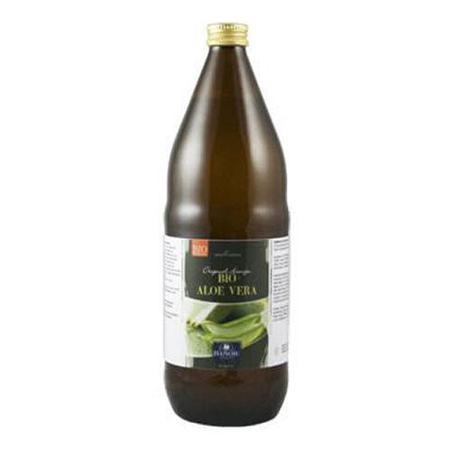 Hanoju Aloé Véra Bio - Barbadensis Miller - 1000 ml - Aloverose 1200 mg/l