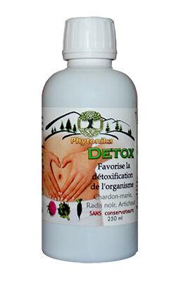 Complément Alimentaire DETOX - 250 ml