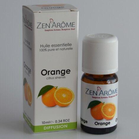Zen ArÔme Huiles essentielles à l'orange