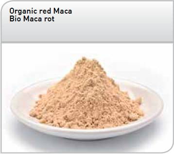Sante Bio Europe Maca rouge Bio en poudre
