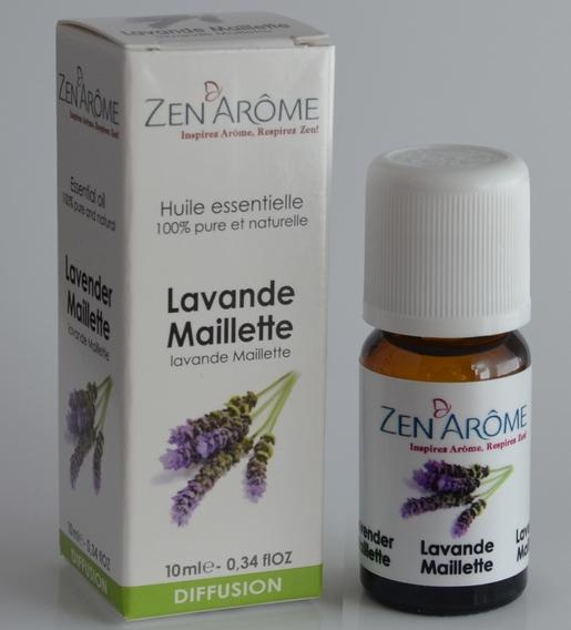 Zen ArÔme Huiles essentielles à la lavande