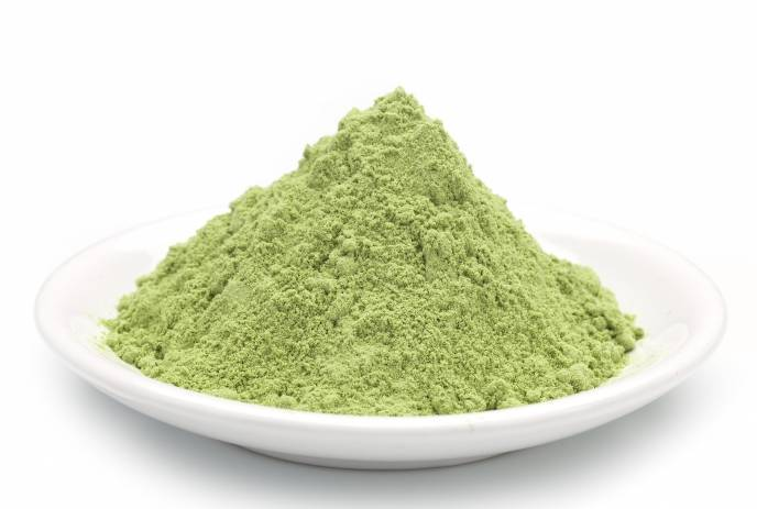 Sante Bio Europe Herbe d'Avoine crue et Bio en poudre - 250 g