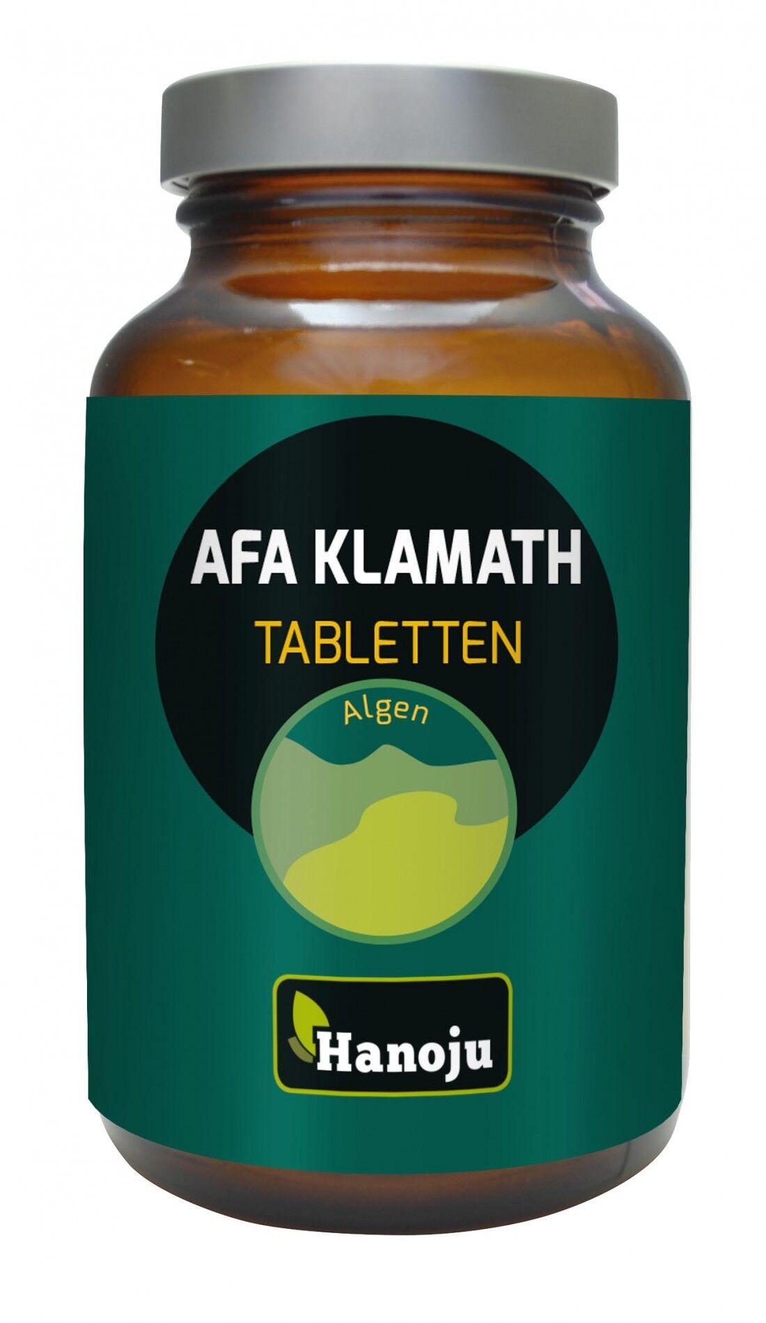 Hanoju Afa Klamath - 500 mg - 120 comprimés