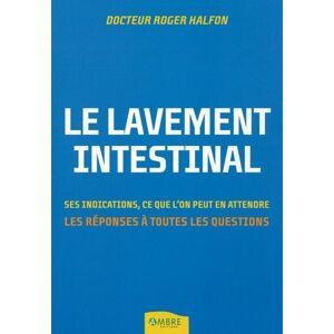 Nature Et Partage Livre -Le lavement intestinal - Dr Roger Halfon - Publicité
