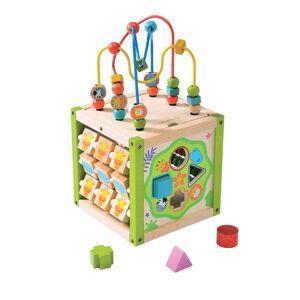 Everearth Mon premier cube d'activité - Multi jeux - Publicité