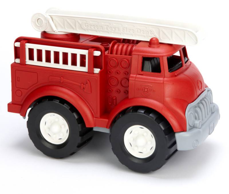 Green Toys Camion de Pompiers Green Toys